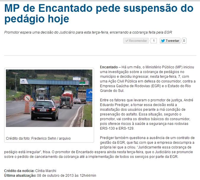 MP Encantado EGR